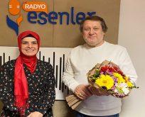 Ahmet Özhan Radyo Esenler'in konuğu oldu
