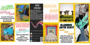 Uşak Değerleri Turizm Haftası'ında, İstanbul için Her Yerde