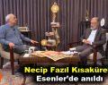 NECİP FAZIL ŞİİRİN MİMAR SİNAN'IDIR