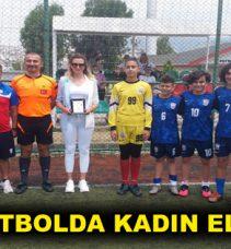 FUTBOLDA KADIN ELİ
