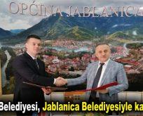 Bağcılar Belediyesi, Jablanica Belediyesiyle kardeş oldu