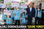 """ESENLERLİ ÖĞRENCİLERDEN """"ÇEVRE YÜRÜYÜŞÜ"""""""