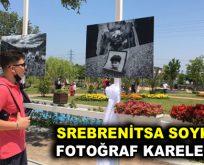 SREBRENİTSA SOYKIRIMI FOTOĞRAF KARELERİNDE
