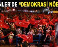 """ESENLER'DE """"DEMOKRASİ NÖBETİ"""""""