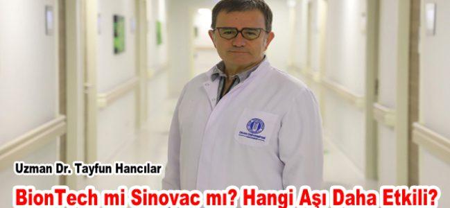 BionTech mi Sinovac mı? Hangi Aşı Daha Etkili?