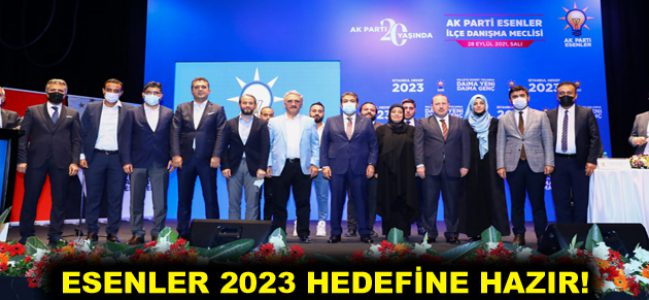 AK Parti Esenler İlçe Danışma Meclisi