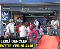 ESENLERLİ GENÇLER TEKNOFEST'TE YERİNİ ALDI