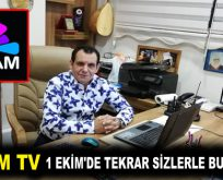 YAŞAM TV 1 EKİM'DE TEKRAR SİZLERLE BULUŞUYOR!