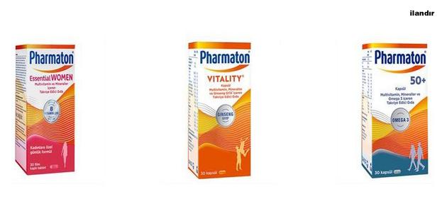Sağlığınız İçin Gerekli Pharmaton